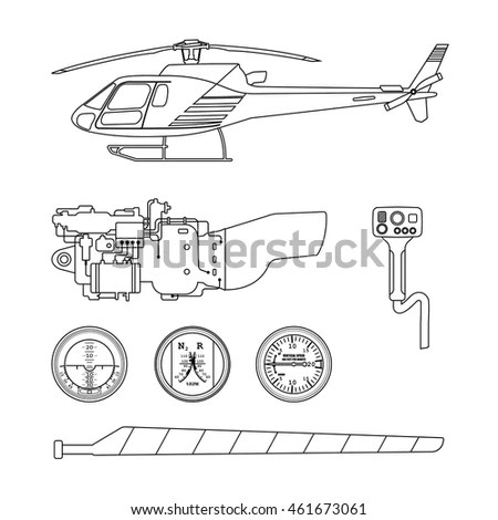 Aircraft Engine And Propeller Aircraft Engine Diagram