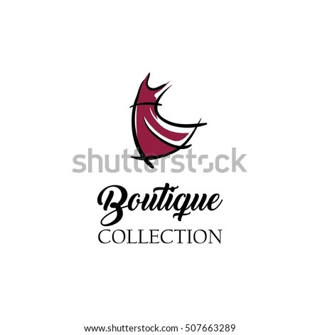 Fashion Logo Stock Images, Royalty-Free Images & Vectors
