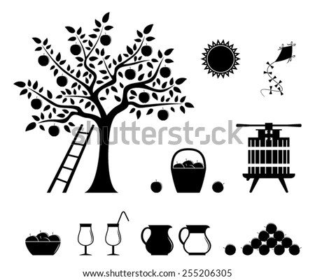 Cider Press Stock Images, Royalty-Free Images & Vectors