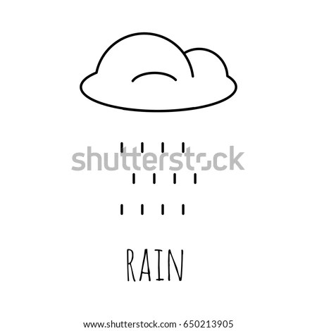 Rain Clouds Stock Images, Royalty-Free Images & Vectors