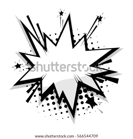 Grunge Monochrome Rock Music Print Hipster Stock Vector