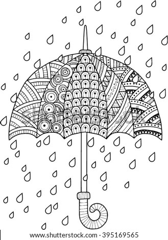 Umbrella Color Stock Images, Royalty-Free Images & Vectors
