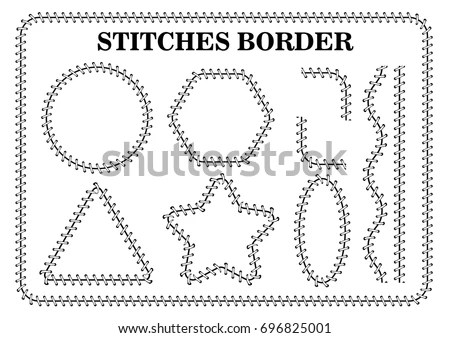 Stitched Stock Images, Royalty-Free Images & Vectors