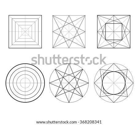Intersecting Lines Stock Images, Royalty-Free Images