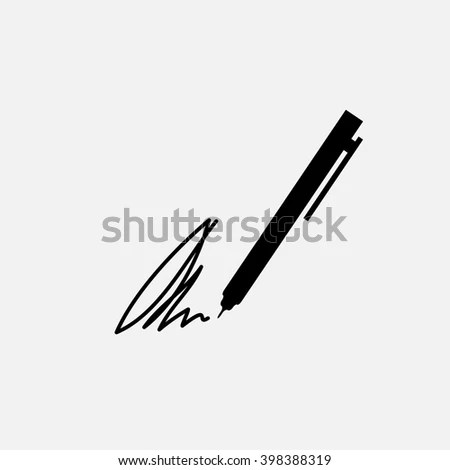 Autograph Stock Images, Royalty-Free Images & Vectors
