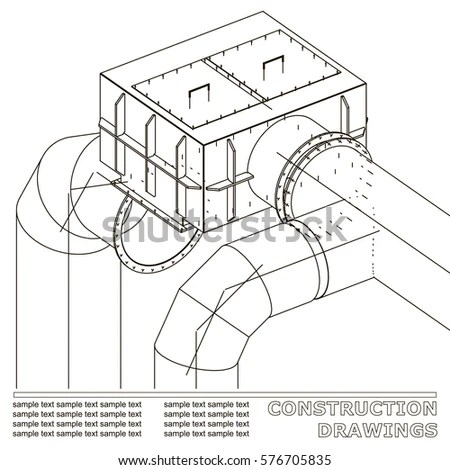 Construction Drawings Stock Images, Royalty-Free Images
