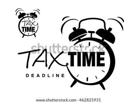 Tax Deadline Stock Images, Royalty-Free Images & Vectors