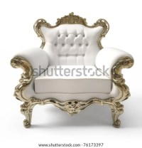 Royal Chair Stock Images, Royalty