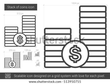 Stack Of Dimes Stock Images, Royalty-Free Images & Vectors