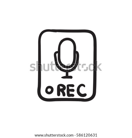 Rec Button Stock Photos, Royalty-Free Images & Vectors