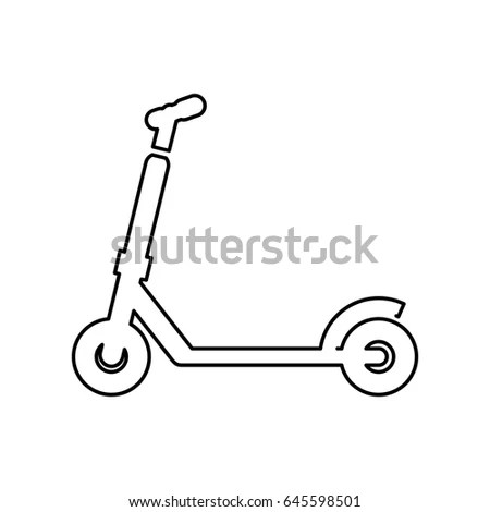Manual Lawn Mower Retro Clip Art Stock Vector 59882731