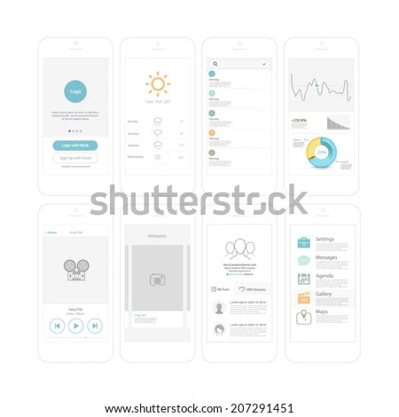 Wireframe Stock Photos, Royalty-Free Images & Vectors