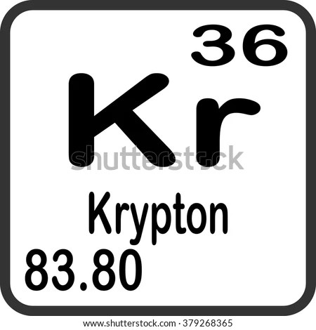 Krypton Stock Photos, Royalty-Free Images & Vectors