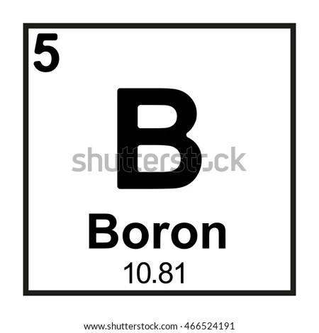 Boron Stock Images, Royalty-Free Images & Vectors