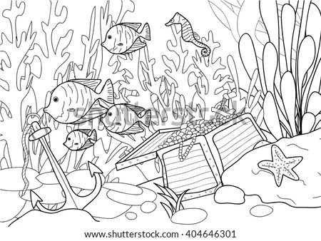 Under The Sea Stock Photos, Royalty-Free Images & Vectors