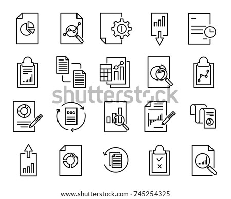 Report Stock Images, Royalty-Free Images & Vectors