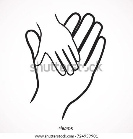 Adoption Symbol Stock Images, Royalty-Free Images