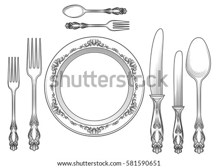 Plate Stock Images, Royalty-Free Images & Vectors