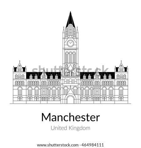 Manchester Architecture Stock Photos, Royalty-Free Images