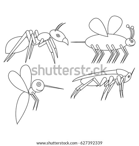 Mosquito Swarm Stock Images, Royalty-Free Images & Vectors