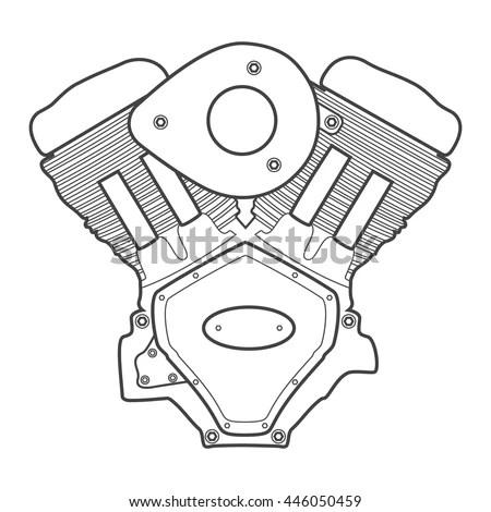 V8 Turbo Intercooler, V8, Free Engine Image For User