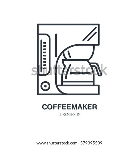 Coffeemaker Isolated Stock Images, Royalty-Free Images