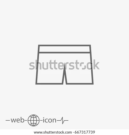 Underpants Stock Images, Royalty-Free Images & Vectors