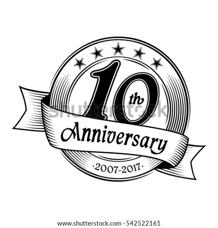 10th Anniversary Stock Images, Royalty-Free Images