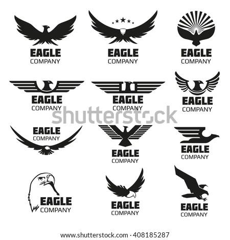 Bald Eagle Symbol Vector Geese In Flight Vector Wiring