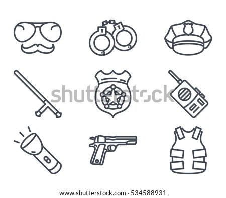 Police Thief Stock Images, Royalty-Free Images & Vectors