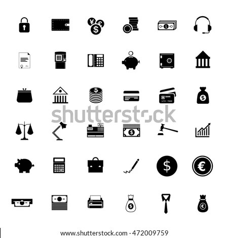 Auction Modern Symbol Stock Photos, Royalty-Free Images