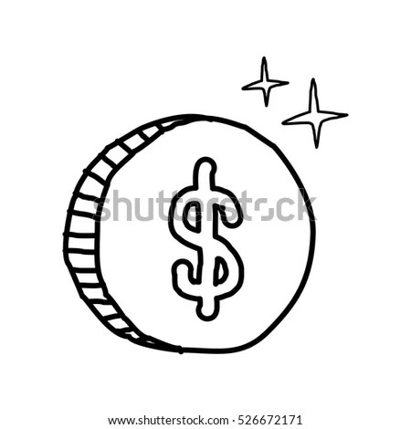 Gold Dollar Coin Stock Images, Royalty-Free Images