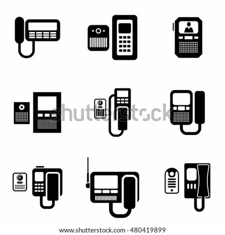 Video Intercom Stock Photos, Royalty-Free Images & Vectors