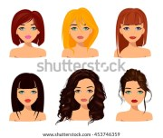 flat faced stock royalty-free