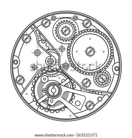 Mechanism Stock Images, Royalty-Free Images & Vectors