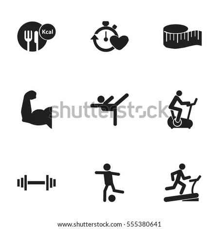 Exercise Logo Stock Images, Royalty-Free Images & Vectors