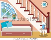 Cartoon Stairs In A House | www.pixshark.com - Images ...