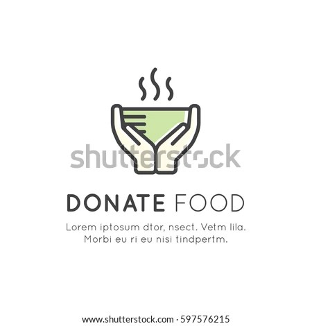 Food Charity Stock Images, Royalty-Free Images & Vectors