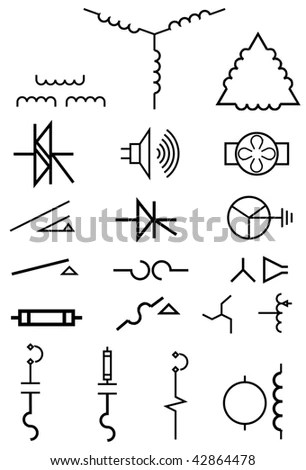 Vector Seamless Pattern Ancient Runes Iceland Stock Vector