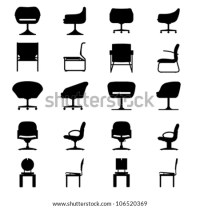 Chair Silhouette Stock Images, Royalty-Free Images ...