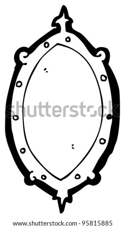 Cartoon Mirror Stock Images, Royalty-Free Images & Vectors
