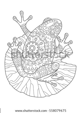 Frog Color Stock Images, Royalty-Free Images & Vectors