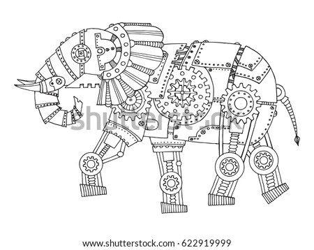 Skull With Mohawk Coloring Pages Sketch Coloring Page