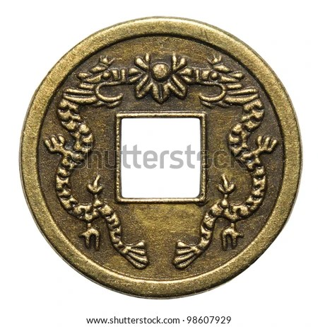 Chinese Coin Stock Images RoyaltyFree Images Vectors