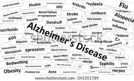 Alzheimer diagnose Stock Photos, Images, & Pictures