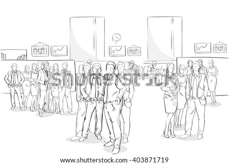 Sketch People Stock Images, Royalty-Free Images & Vectors