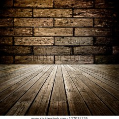 Pillow Decorative For Sofa Family Set Abstract Old Wood Floor Brick Wall Stock Photo 127015235 ...