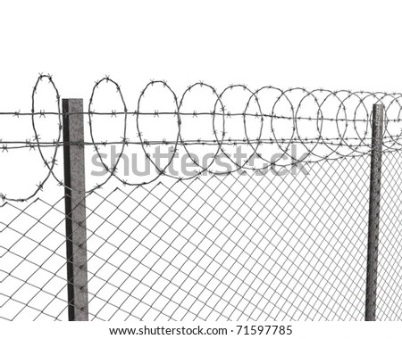 Perimeter Security Stock Images, Royalty-Free Images
