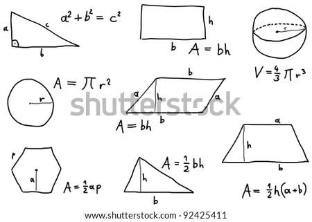 Math Formula Stock Images, Royalty-Free Images & Vectors