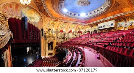 Chicago Theater Stock Images, Royaltyfree Images